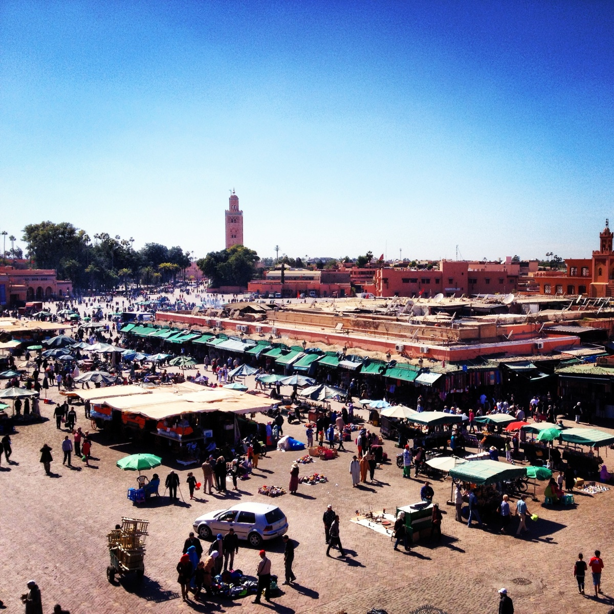 Oasi nel cuore della Medina. A Marrakech si dorme nei Riad.