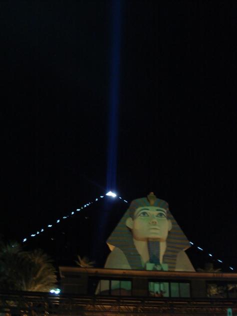 Hotel Luxor - Las Vegas