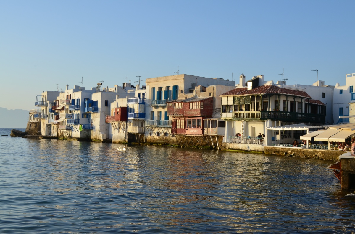 Mykonos: una splendida sorpresa! (Parte I)