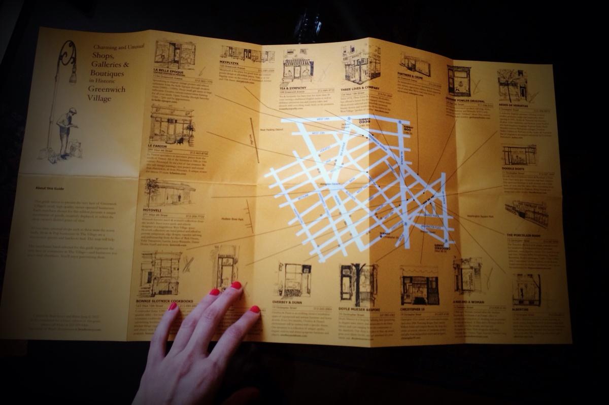 Le gallerie d'arte, le boutiques e i negozi storici. Guida insolita ai tesori di Greenwich Village. New York.