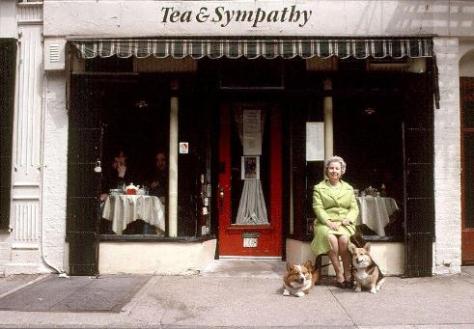 Tea & Sympa