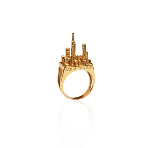 New York Ring _ collezione City