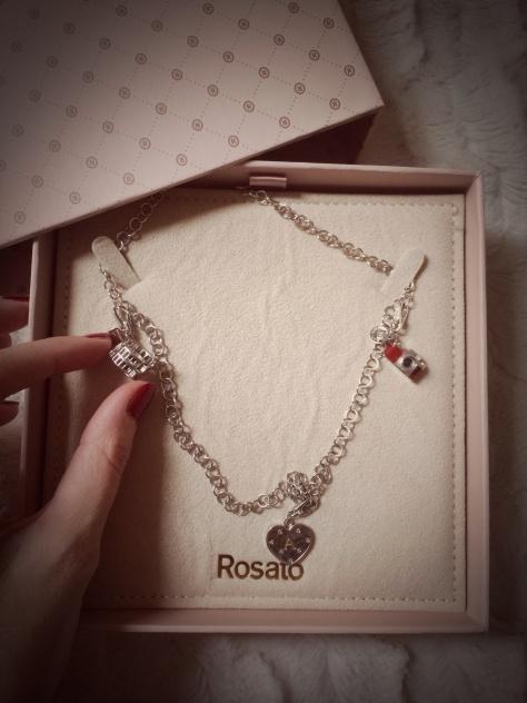 La mia collana di Rosato ;-)