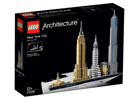 Lego Architecture Skyline Collection _ New York