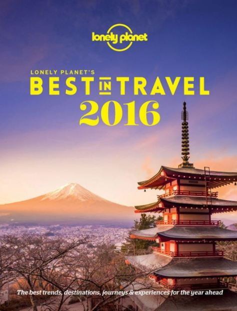 Best in travel 2016 Lonely Planet
