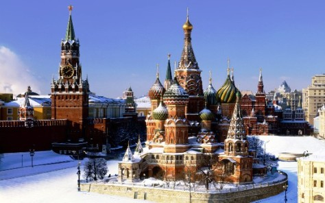 Mosca _ Il Cremlino