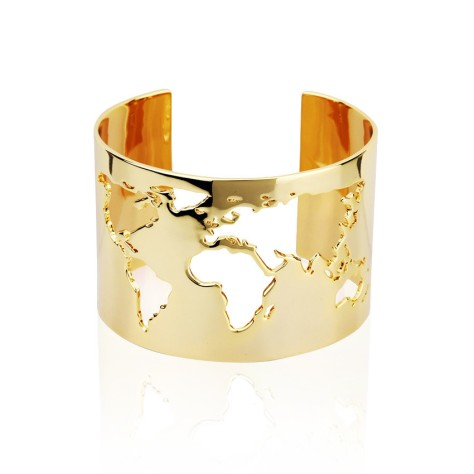 World Cuff _ Artelier by Cristina Ramella