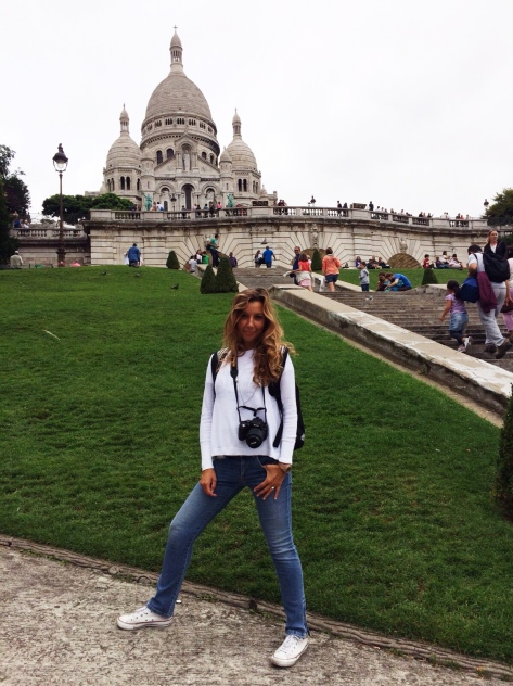 Basilica del Sacro Cuore _ Montmartre
