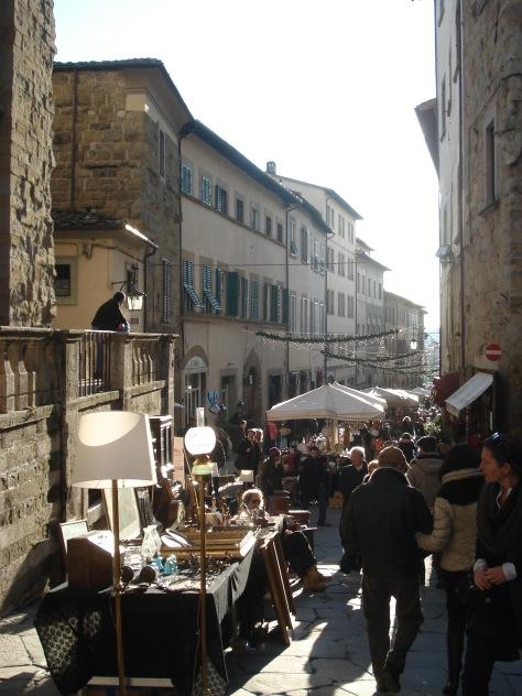 Arezzo _ Mercato dell'antiquariato