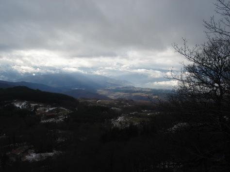 Valle del Casentino