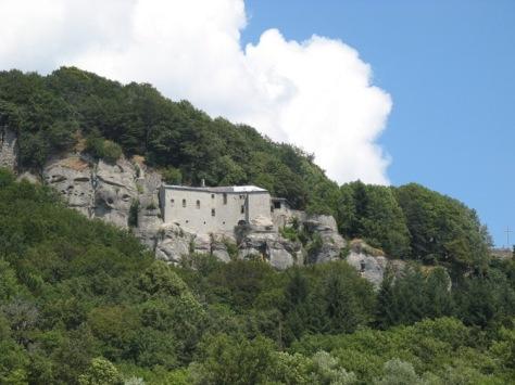 Santuario de La Verna (immagine presa dal web)