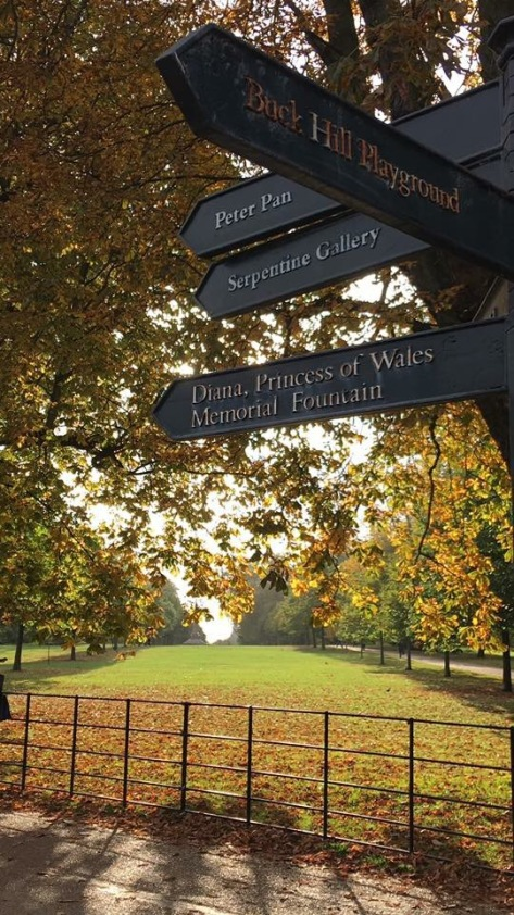 Kensington Gardens _ Londra